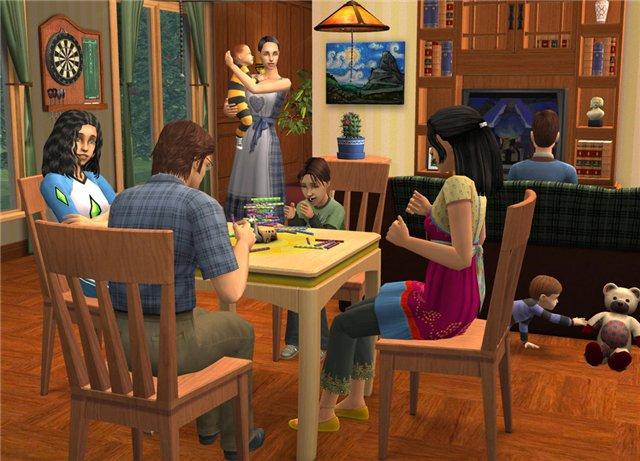 Очень хорошо разбираюсь в игре Sims 2!погу подсказать коды. . Люди как в с