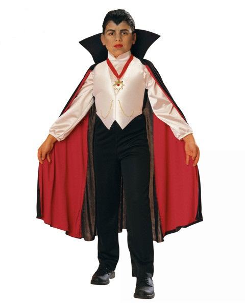 Костюм вампира для мальчика своими руками