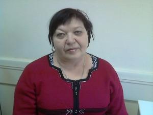 сиделка, Харченко Ольга Романовна, Украина