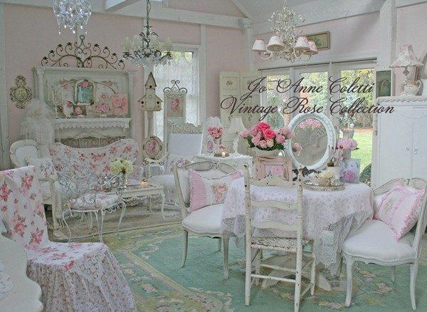 стильный дом, домашний персонал, Мебель в стиле шебби шик, портал домашний персонал, дом, стиль дома