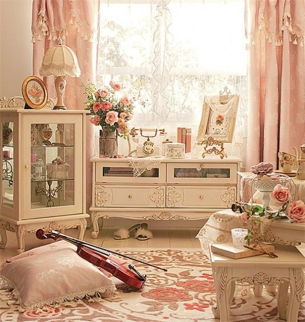 Мебель в стиле шебби шик, шебби шик, стиль шебби шик