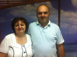 Антонец Виктор Степанович и Сопурко Светлана Станиславовна