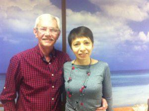 Иванов Аркадий Авенирович и Ирина Петровна