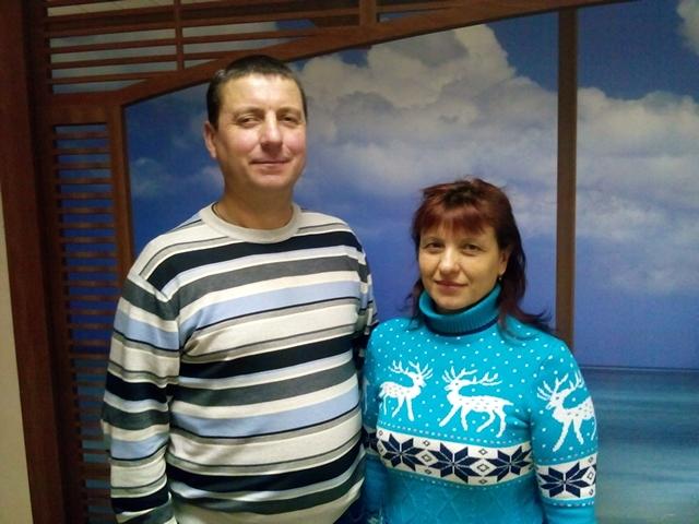 Русская семейная пара рабов фото 25-986