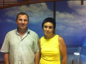 Лахин Олег Васильевич и Мишина Светлана Валерьевна