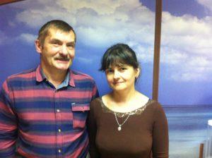 Макрицкий Олег Иванович и Загорская Вера Андреевна