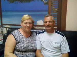 Хапин Михаил Юрьевич и Билецкая Ольга Анатольевна
