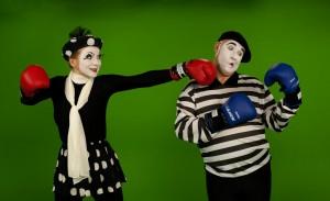 детский праздник, артисты пантомимы день рождения, мимы на праздник