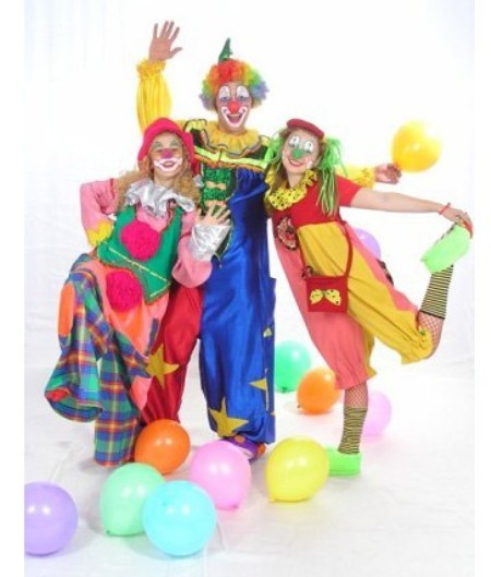 клоунада, пантомима, мимы на праздник