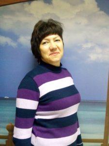 Домработница, Резюме № 91 Лариса Юрьевна